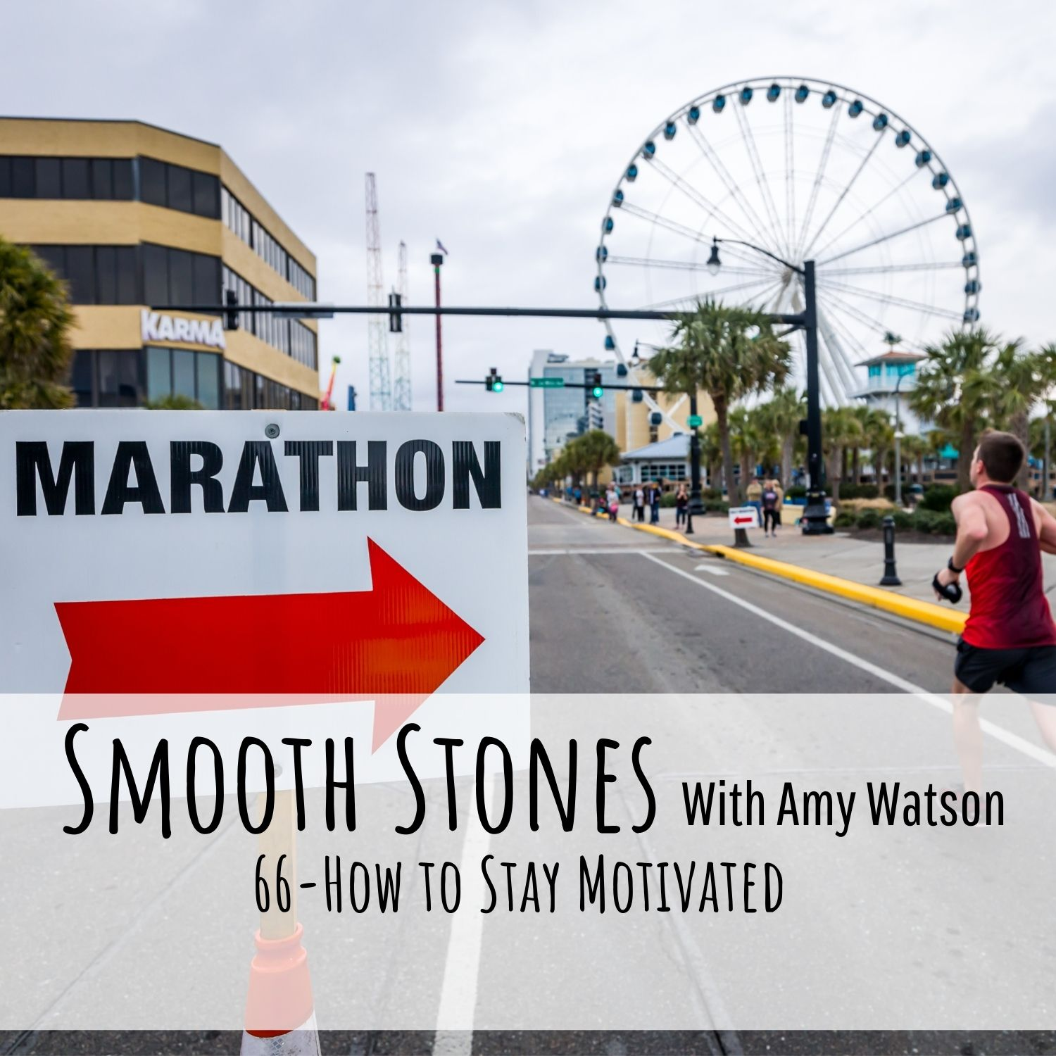 You are currently viewing Episode 66 – How to Stay Motivated
