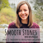 Read more about the article Episode 22 – Uncertainty in Infertility with Cara Gauthier